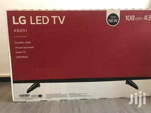 Brand New Lg Smart Uhd 4k Webos Tv 43 Inches   TV & DVD Equipment for sale in Kampala