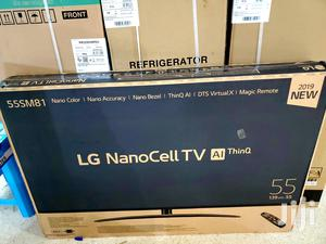 Brand New Lg Suhd Nano Cell Webos 2019 Smart Tv 55 Inches   TV & DVD Equipment for sale in Kampala