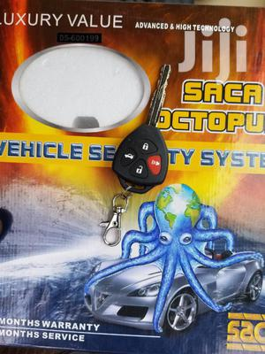 Octopus Alarm With Toyota Keys   Vehicle Parts & Accessories for sale in Kampala