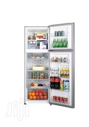 Hisense 270L Double Door Refrigerator Silver   Kitchen Appliances for sale in Kampala
