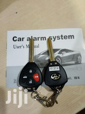 Universal Car Alarm With Spare Keys Attached   Vehicle Parts & Accessories for sale in Kampala