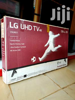 Brand New Lg Webos Smart Uhd 4k Tv 55 Inches   TV & DVD Equipment for sale in Kampala