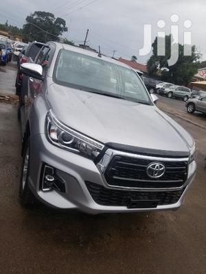 Toyota Hilux 2019 Gray   Cars for sale in Kampala