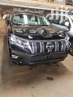 Toyota Land Cruiser Prado 2018 Limited Black   Cars for sale in Kampala