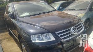 New Volkswagen Touareg 2006 Black   Cars for sale in Kampala