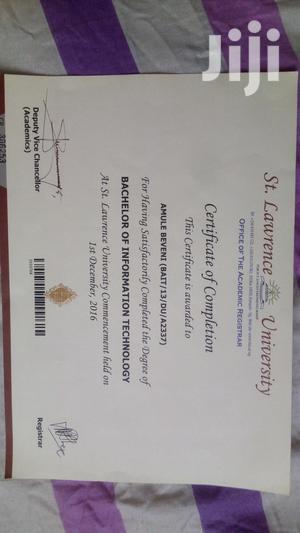 Care Giver | Healthcare & Nursing CVs for sale in Kampala