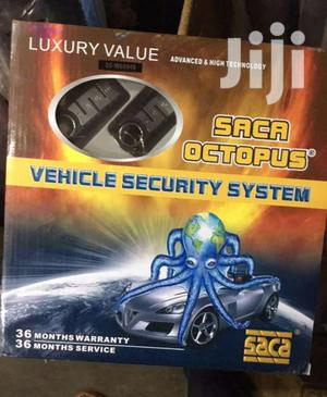 Octopus Car Alarm System | Vehicle Parts & Accessories for sale in Kampala
