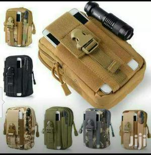 Waterproof Military Waist Belt Bag Men Portable Belt Wallets Multifunc   Bags for sale in Kampala