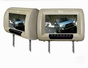 New Headrest Monitors Pair 7 Inches   Vehicle Parts & Accessories for sale in Kampala