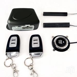 Keyless Push To Start Car Alarm   Vehicle Parts & Accessories for sale in Kampala