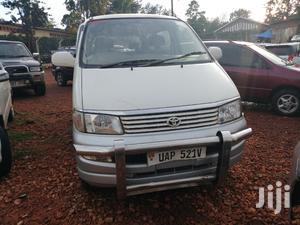 New Toyota Regius Van 1998 Silver   Cars for sale in Kampala
