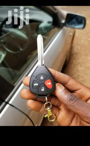 Car Alarm With Key Remote | Vehicle Parts & Accessories for sale in Kampala