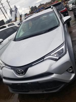 New Toyota RAV4 2016 SE FWD (2.5L 4cyl 6A) Silver   Cars for sale in Kampala