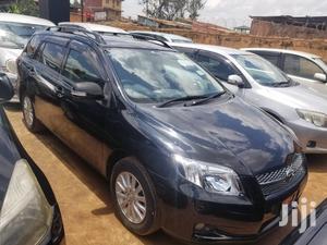 New Toyota Fielder 2007 Black   Cars for sale in Kampala