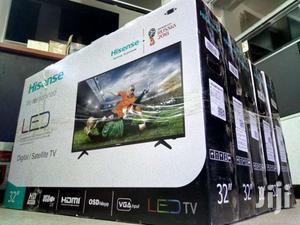 Brand New Hisense Flat Screen Tv 32 Inches   TV & DVD Equipment for sale in Kampala