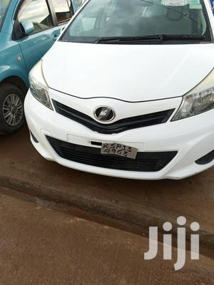 New Toyota Vitz 2011 White | Cars for sale in Kampala