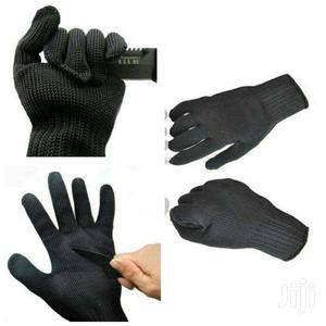 Stainless Steel Wire Anti-slash Cut Gloves   Vehicle Parts & Accessories for sale in Kampala