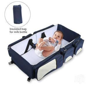 Baby Travel Bed And Bag. (3PC)   Children's Furniture for sale in Kampala
