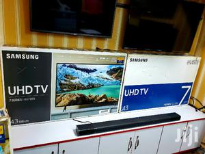 Brand New Samsung Smart Uhd 4k Tv 43 Inches   TV & DVD Equipment for sale in Kampala