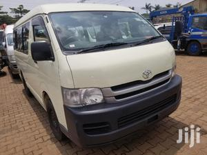 Toyota HiAce 2009 White   Buses & Microbuses for sale in Kampala