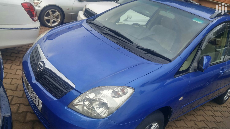 Toyota Spacio 2003 Blue | Cars for sale in Kampala, Uganda