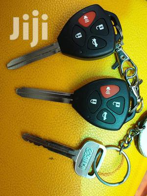Car Alarm With Remote Key | Vehicle Parts & Accessories for sale in Kampala