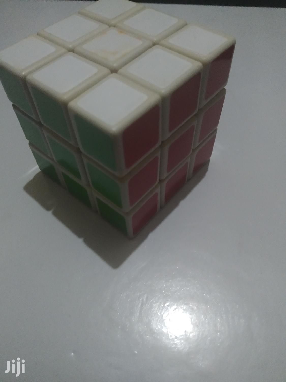 Magic Puzzle Box - Rubik's Cube