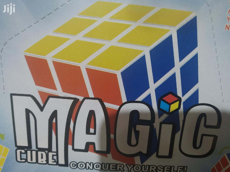 Magic Puzzle Box - Rubik's Cube | Books & Games for sale in Kampala, Uganda
