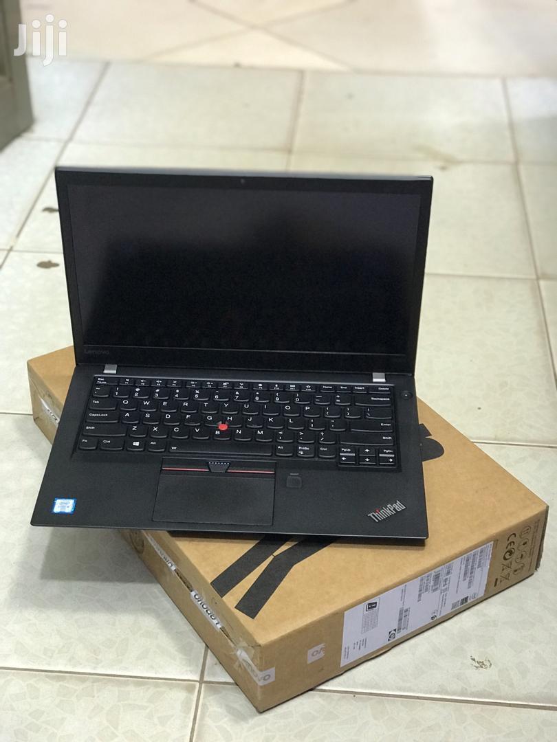 New Laptop Lenovo ThinkPad T470s 12GB Intel Core i5 SSD 256GB   Laptops & Computers for sale in Kampala, Uganda