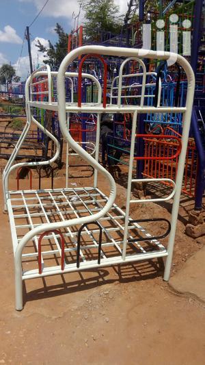 Classic Metallic Bed | Children's Furniture for sale in Kampala
