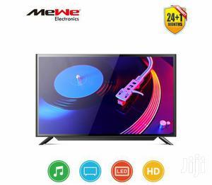 Mewe Electronics 32 Inch HD Digital LED TV - Black | TV & DVD Equipment for sale in Kampala