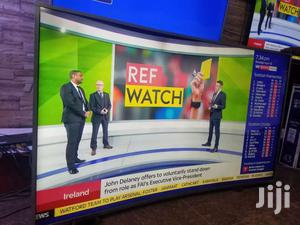 Samsung Smart Curved Tv 65 Inches | TV & DVD Equipment for sale in Kampala