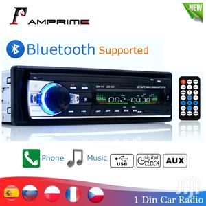 FREE Music Through Bluetooth Car Radio Single Din Black Friday | Vehicle Parts & Accessories for sale in Kampala