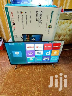 Brand New Hisense 40inch Smart Uhd Tvs | TV & DVD Equipment for sale in Kampala