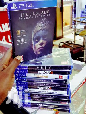 All Ps4 Latest And Used Games | Video Games for sale in Kampala