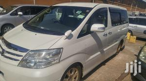 New Toyota Alphard 2006 White   Cars for sale in Kampala