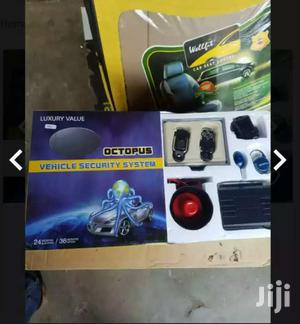 Octopus 24month Warranty.Car Alarm   Vehicle Parts & Accessories for sale in Western Region, Kisoro