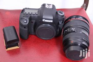 CANON EOS 6D Full Frame Camera With 24 -105mm Lens | Photo & Video Cameras for sale in Kampala