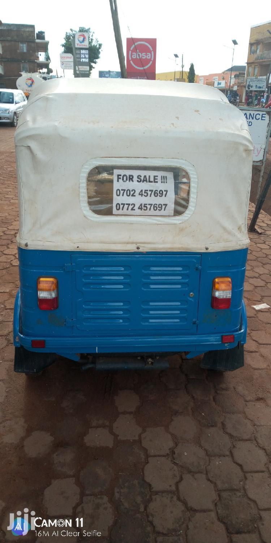 New Bajaj Stroke 2013 Blue   Motorcycles & Scooters for sale in Mukono, Uganda