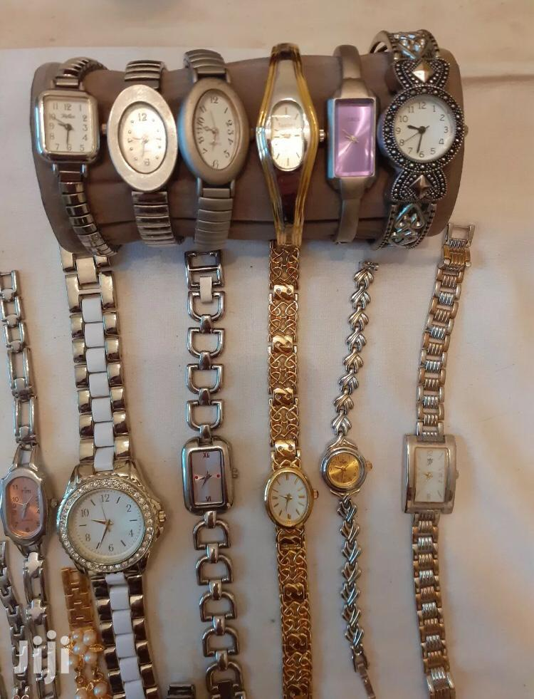 Unisex Second Hand Watches On Sale | Watches for sale in Kampala, Uganda