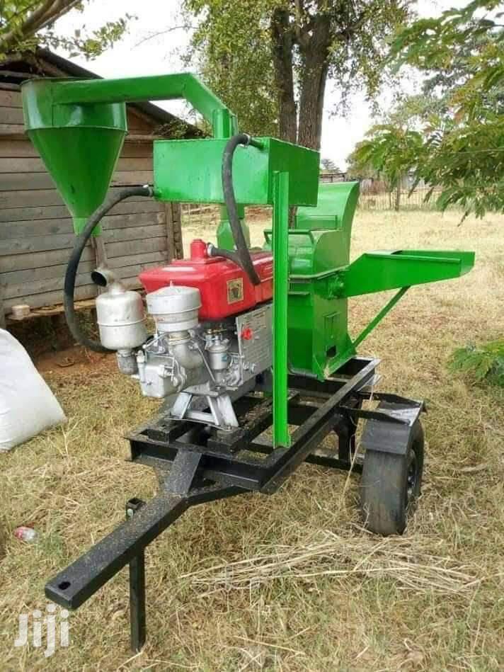 Maize Machine