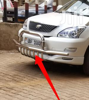 Front Guard For Harrier Hybrids Stainless Steel   Vehicle Parts & Accessories for sale in Kampala