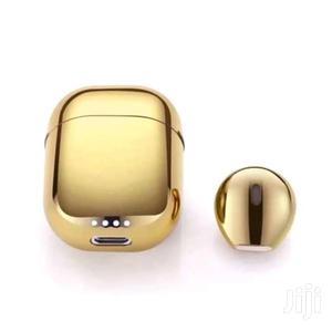 Original Gold Apple Airpod   Headphones for sale in Kampala