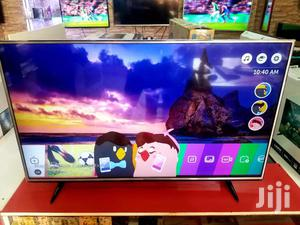LG Smart 4k UHD TV 55 Inches   TV & DVD Equipment for sale in Kampala