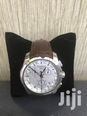 Tissot Leather Men | Watches for sale in Kampala