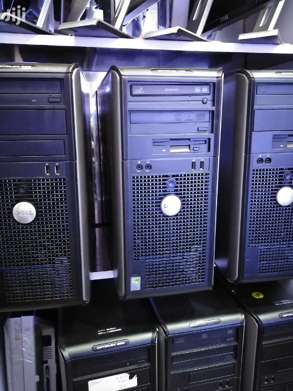 Desktop Computer Dell 2GB Intel Core 2 Duo HDD 160GB