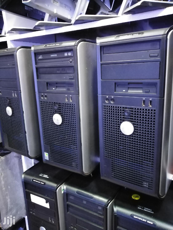 Desktop Computer Dell 2GB Intel Core 2 Duo HDD 160GB   Laptops & Computers for sale in Kampala, Uganda