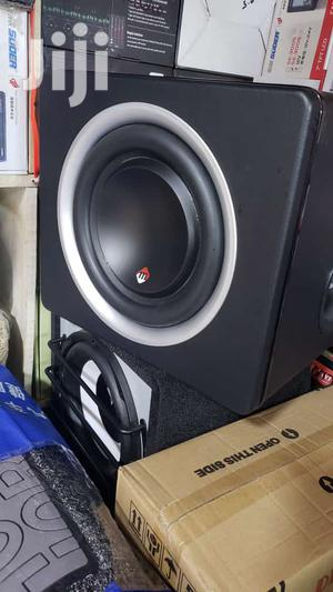 Square Car Woofer Amplifier | Vehicle Parts & Accessories for sale in Kampala