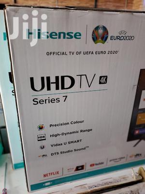 Brand New Hisense Smart Ultra Hd 4k TV 55 Inches   TV & DVD Equipment for sale in Kampala