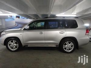 Toyota Land Cruiser 2008 Silver | Cars for sale in Kampala